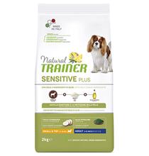Trainer Natural Sensitive Plus No Grain Mini Adult / Сухой Беззерновой корм Трейнер для собак Мелких пород Конина