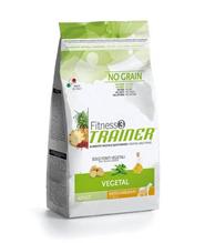 Заказать Сухой корм Trainer Fitness3 No Grain Medium / Maxi Adult Vegetal беззерновой для взрослых собак средних и крупных пород вегетарианский по цене 1770 руб