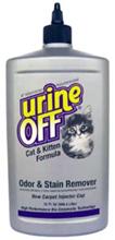 Заказать Urine Off Cat & Kitten Odor and Stain Remover / Средство для уничтожения пятен и запахов от кошек и котят с Аппликатором по цене 1120 руб