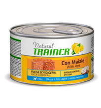 Заказать Trainer Natural Small & Toy Light / Консервы для взрослых собак Мелких и Миниатюрных пород с Избыточным весом Цена за упаковку по цене 3320 руб