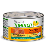 Trainer Natural Small & Toy Maturity / Консервы Трейнер для Пожилых собак Мелких и Миниатюрных пород (цена за упаковку)