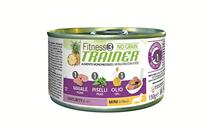 Заказать Консервы Trainer Fitness3 No Grain Mini Maturity беззерновые для пожилых собак Цена за упаковку по цене 4310 руб