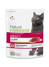 Заказать Сухой корм Trainer Natural Adult Beef для взрослых кошек с говядиной по цене 250 руб