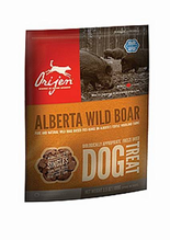 Заказать Orijen Wild Boar Dog Treats / Сублимированное Лакомство для собак Дикий Кабан по цене 468 руб