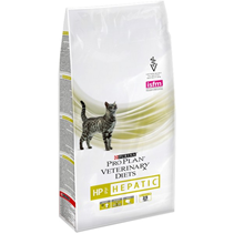 Purina Pro Plan Veterinary Diets HP Hepatic / Лечебный корм Пурина Про План Ветеринарная Диета для кошек Заболевание печени