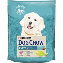 Purina Dog Chow Puppy Lamb / Сухой корм Пурина Дог Чау для Щенков в возрасте до 1 года Ягненок