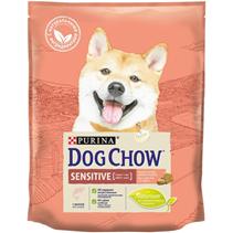 Purina Dog Chow Adult Sensitive Salmon / Сухой корм Пурина Дог Чау для взрослых собак с чувствительным пищеварением Лосось