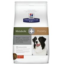 Hills Prescription Diet Metabolic + Mobility Weight + Joint Care / Лечебный корм Хиллс для собак Коррекция веса Курица