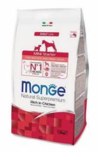 Monge Dog Starter Mini / Сухой корм Монж для Новорожденных Щенков Мелких пород