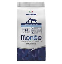 Monge Dog Starter Medium / Сухой корм Монж для Новорожденных Щенков Средних пород