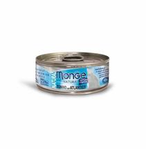 Monge Cat Natural / Консервы Монж Натурал для кошек Атлантический Тунец (цена за упаковку)