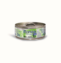 Monge Cat Natural / Консервы Монж Натурал для кошек Тунец с курицей (цена за упаковку)