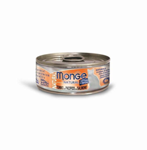 Monge Cat Natural / Консервы Монж Натурал для кошек Тунец с лососем (цена за упаковку)
