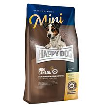 Happy Dog Supreme Mini Canada Lachs, Kaninchen, Lamm / Сухой корм Хэппи Дог для собак Мелких пород Канада (Лосось, Кролик, Ягненок)