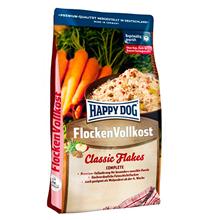 Happy Dog FlockenVollkost Classic Flakes Complete / Сухой корм Хэппи Дог для собак Премиум Хлопья с Белком (хлопья для смешивания с консервам)