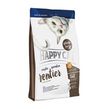 Happy Cat Sensitive GrainFree Rentier / Сухой корм Хэппи Кэт для кошек с Чувствительным пищеварением Беззерновой Оленина