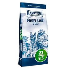 Happy Dog Profi-Line Basic (23 / 9,5) / Сухой корм Хэппи Дог Профи для взрослых собак Базовый