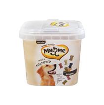 Заказать Мнямс Лакомство для собак Мини-Косточки Ассорти по цене 210 руб