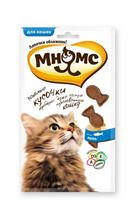 Мнямс Лакомство для кошек Лакомые кусочки (Лосось)