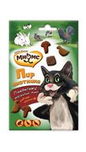 Мнямс Лакомство для кошек Пир охотника Микс (Утка, Дичь, Кролик)