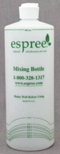 Заказать Espree Mixing Bottles / Мерная бутылка пластик по цене 300 руб