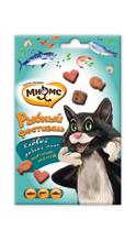 Мнямс Лакомство для кошек Рыбный фестиваль Микс (Лосось, Креветки, Форель)