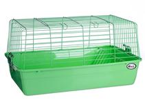 Заказать Kredo / Клетка Кредо для Кроликов с Кормушкой под сено по цене 1470 руб