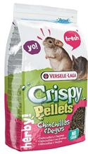 Заказать Versele Laga Crispy Pellets Chinchillas & Degus / Корм для Шиншилл и Дегу гранулированный по цене 320 руб