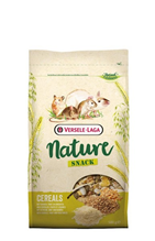 Versele-Laga Nature Snack Cereals / Версель-Лага дополнительный корм для грызунов со Злаками