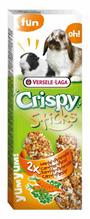 Versele-Laga Crispy Sticks Carrot&Parsley / Версель-Лага палочки для Кроликов и Морских свинок с морковью и петрушкой