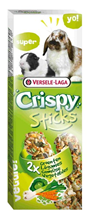 Versele-Laga Crispy Sticks Vegetables / Версель-Лага палочки для Кроликов и Морских свинок с овощами