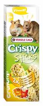 Versele-Laga Crispy Sticks Popkorn&Honey / Версель-Лага палочки для Хомяков и Крыс с попкорном и медом