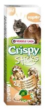 Versele-Laga Crispy Sticks Rice&Vegetables / Версель-Лага палочки для Хомяков и Крыс с рисом и овощами