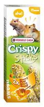 Versele-Laga Crispy Sticks Honey / Версель-Лага палочки для Хомяков и Песчанок с медом