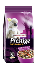 Versele-Laga Prestige Loro Parque Australian Parrot Mix / Версель-Лага корм для Крупных попугаев