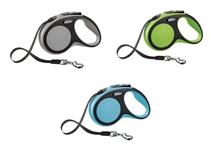 Flexi New Comfort L / Флекси рулетка для собак весом до 60 кг Лента 5 м