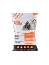 Заказать Blitz сух. корм д / собак средних пород по цене 670 руб