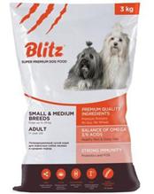 Заказать Blitz сух. корм д / собак средних пород по цене 2760 руб