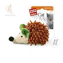 GiGwi Cat Toys / Игрушка Гигви для кошек Ёжик со звуковым чипом