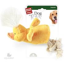 GiGwi Dog Toys / Игрушка Гигви для собак Утенок с пищалкой