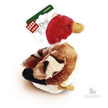 GiGwi Dog Toys / Игрушка Гигви для собак Утка с пищалкой