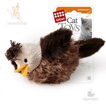 GiGwi Cat Toys / Игрушка Гигви для кошек Птичка со звуковым чипом