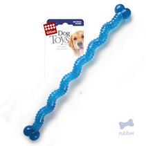GiGwi Dog Toys / Игрушка Гигви для собак Резиновая косточка длинная