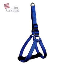 Заказать GiGwi Pet Collars / Шлейка с Мягкой вставкой для больших собак нейлон размер XL Черный по цене 750 руб