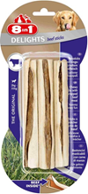 8in1 Delights Beef / 8в1 Палочки с говядиной для мелких и средних собак 13 см