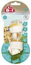 8in1 Dental Delights S / 8в1 Косточка с куриным мясом для мелких и средних собак с минералами