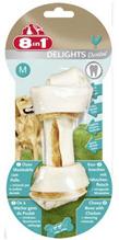 8in1 Dental Delights M / 8в1 Косточка с куриным мясом для средних и крупных собак с минералами