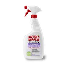 8in1 Nature's Miracle Litter Box Odor Destroyer / 8в1 Средство для Устранения запаха в кошачьем туалете спрей