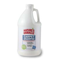 8in1 Nature's Miracle CarpetShampoo / 8в1 Средство моющее для ковров и мягкой мебели с нейтрализаторами аллергенов