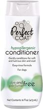 8in1 Perfect Coat Hypoallergenic Conditioner / 8в1 Кондиционер-ополаскиватель для собак гипоаллергенный